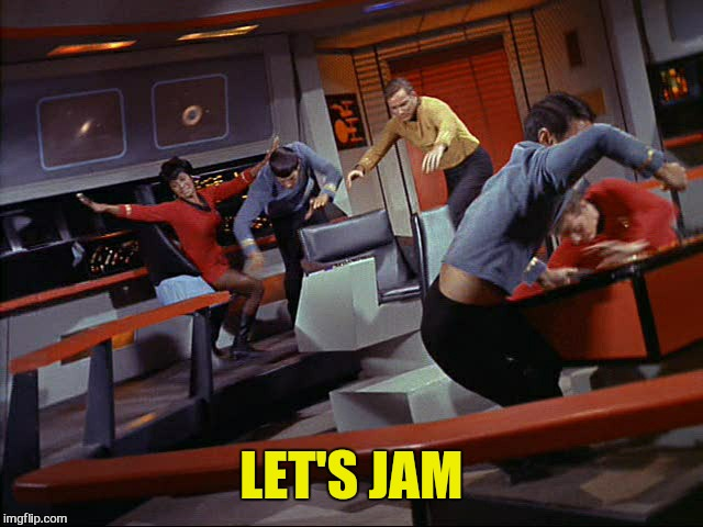 LET'S JAM | made w/ Imgflip meme maker