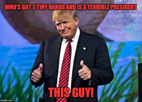 Image result for president terrible