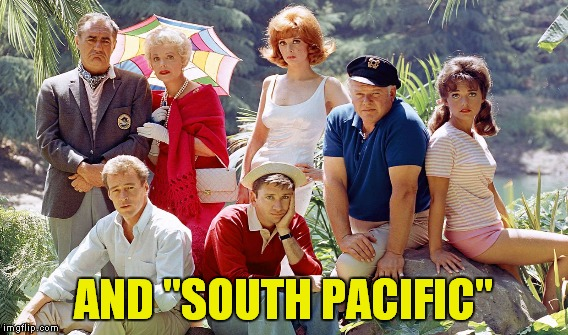 "AND ""SOUTH PACIFIC"" 