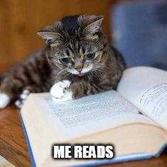 ME READS | made w/ Imgflip meme maker