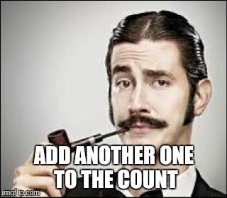 ADD ANOTHER ONE TO THE COUNT | made w/ Imgflip meme maker