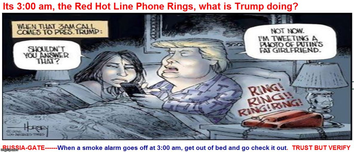 image tagged in trump and 300 am phone call | made w/ Imgflip meme maker