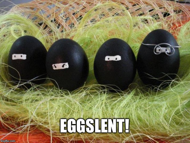 EGGSLENT! | made w/ Imgflip meme maker