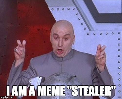 "I guess that's another word for ""reposter""... I do apologize, not because reposting is wrong, but because of the intent. 