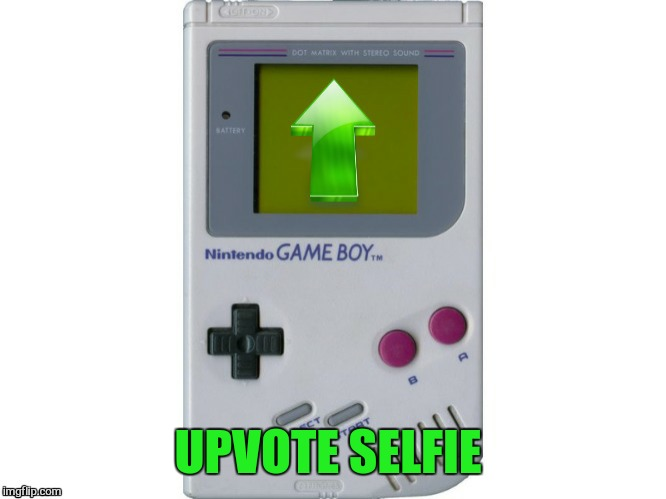UPVOTE SELFIE | made w/ Imgflip meme maker