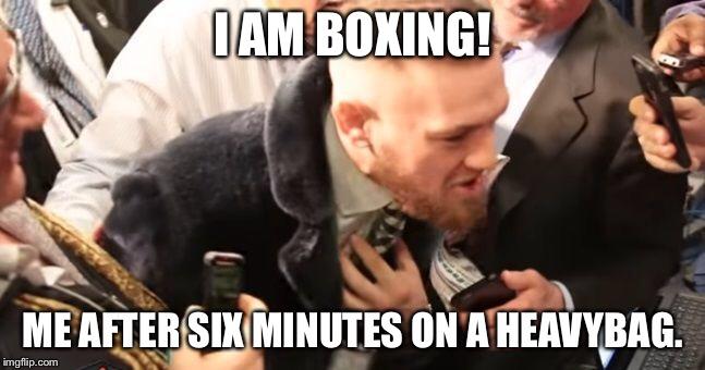 1rznmj i am boxing! imgflip