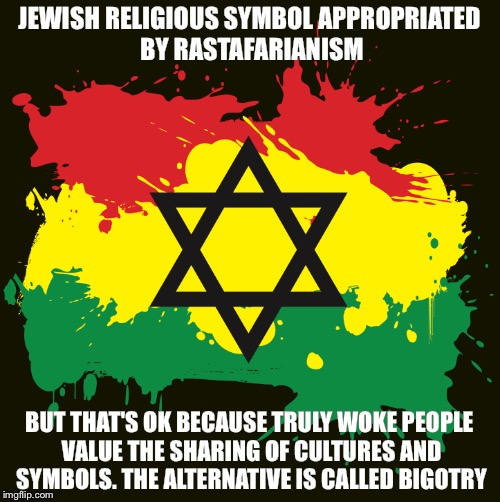 Rastafarians Appropriated Star Of David Imgflip