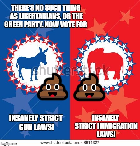 The Trolley Problem in Political Form | image tagged in re-defined political parties | made w/ Imgflip meme maker