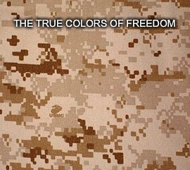 Freedom | THE TRUE COLORS OF FREEDOM | image tagged in freedom fighters | made w/ Imgflip meme maker