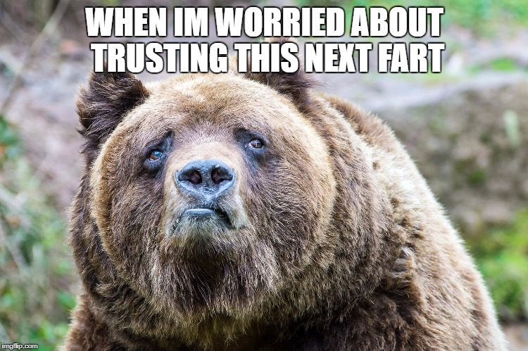 WHEN IM WORRIED ABOUT TRUSTING THIS NEXT FART | image tagged in fart | made w/ Imgflip meme maker
