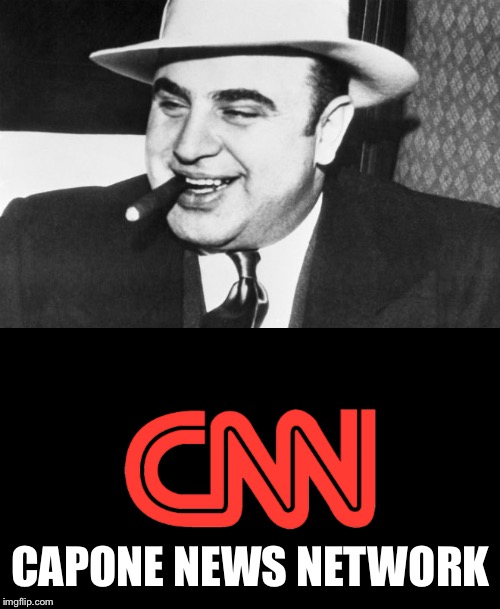 CAPONE NEWS NETWORK | made w/ Imgflip meme maker