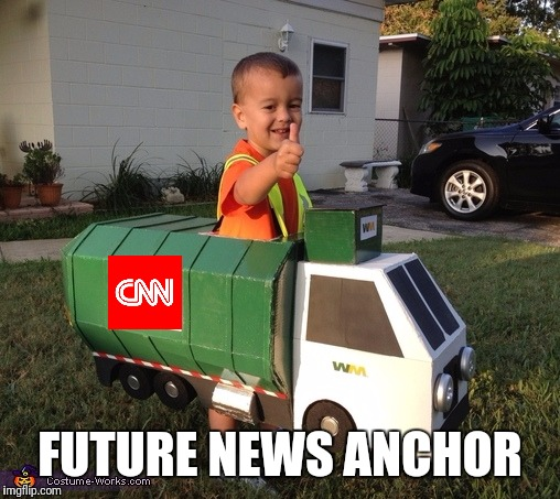 FUTURE NEWS ANCHOR | made w/ Imgflip meme maker