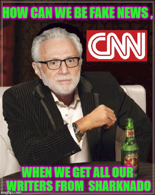 Writers block? | image tagged in cnn | made w/ Imgflip meme maker