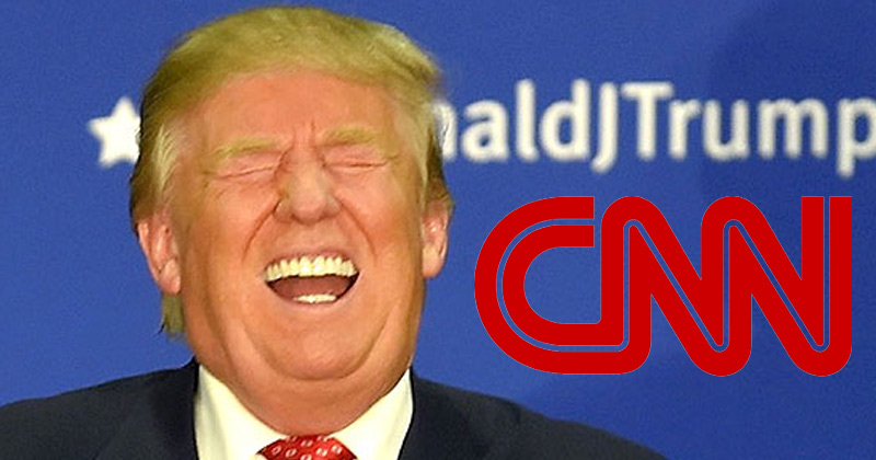Trump CNN Meme War Meme Template