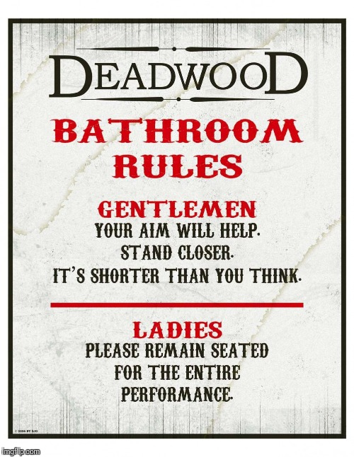 Bathroom Rules | BATHROOM RULES | image tagged in memes,funny,bathroom,rules | made w/ Imgflip meme maker