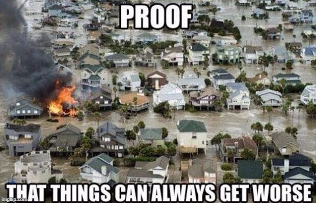 i wonder if the person living there is bad luck brian | image tagged in funny memes | made w/ Imgflip meme maker