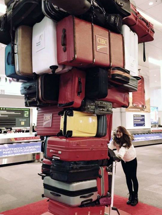 High Quality baggage Blank Meme Template