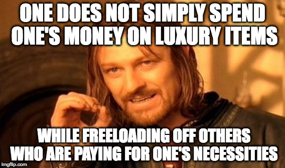 Image result for freeloader memes