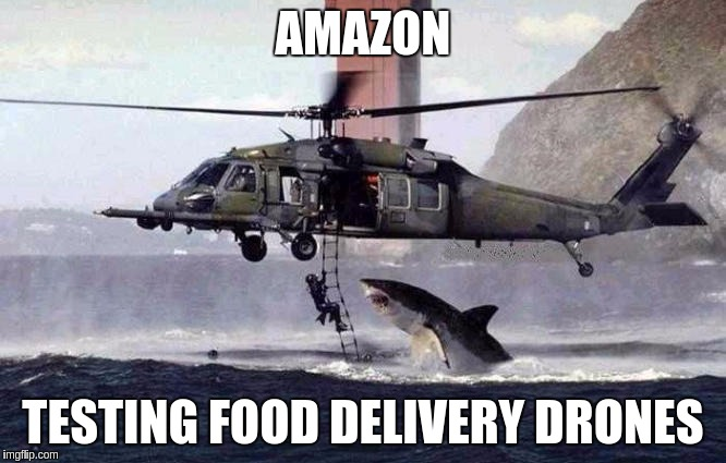 Anonymous Food Delivery