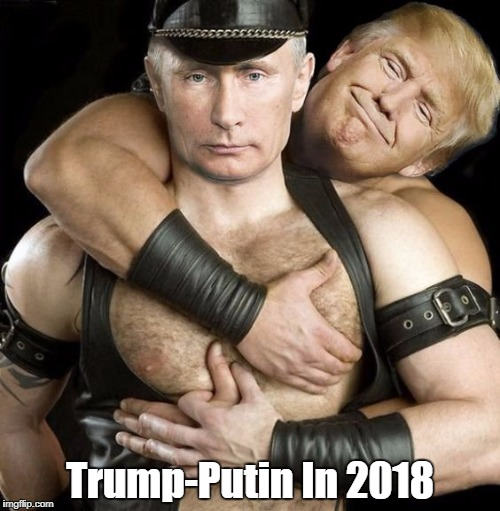 """It Took Putin And Trump Over 2 Hours To Figure Out How To Hack The 2018 Elections"" 