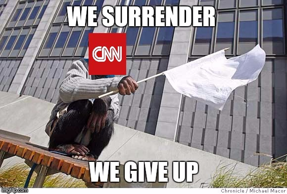 WE SURRENDER | made w/ Imgflip meme maker
