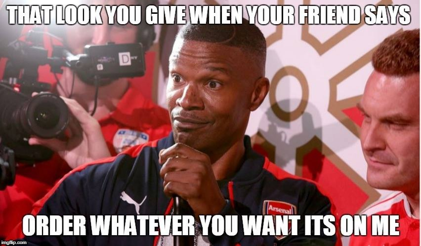 image tagged in jamie foxx | made w/ Imgflip meme maker