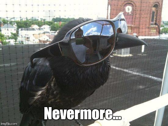Nevermore... | made w/ Imgflip meme maker
