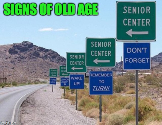 "Warning ""Signs"" 