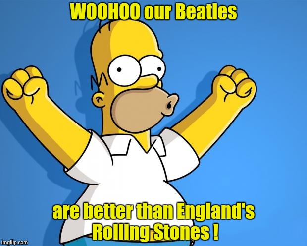 """We're an American Band"" - Grand Funk Railroad (not the Beatles) 