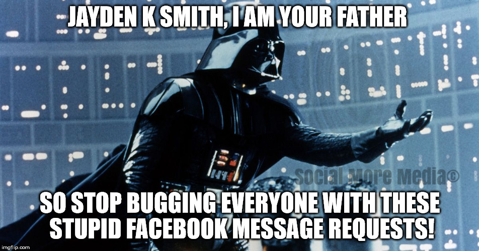 1safje jayden k smith, i am your father imgflip