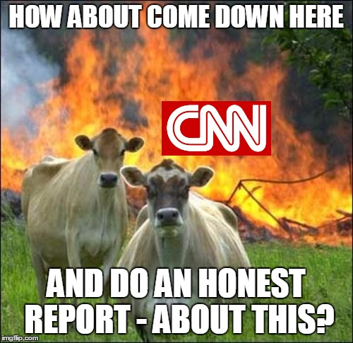 HOW ABOUT COME DOWN HERE AND DO AN HONEST REPORT - ABOUT THIS? | made w/ Imgflip meme maker