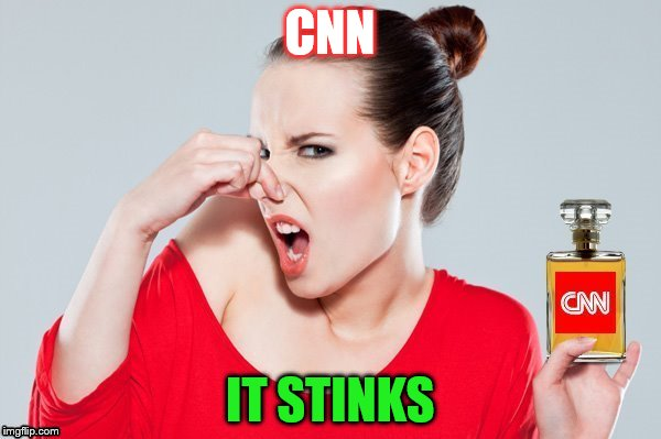 CNN IT STINKS | made w/ Imgflip meme maker