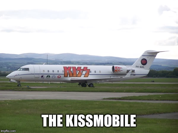 THE KISSMOBILE | made w/ Imgflip meme maker