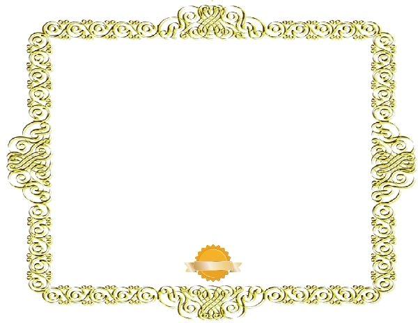 Blank Certificate Blank Template - Imgflip
