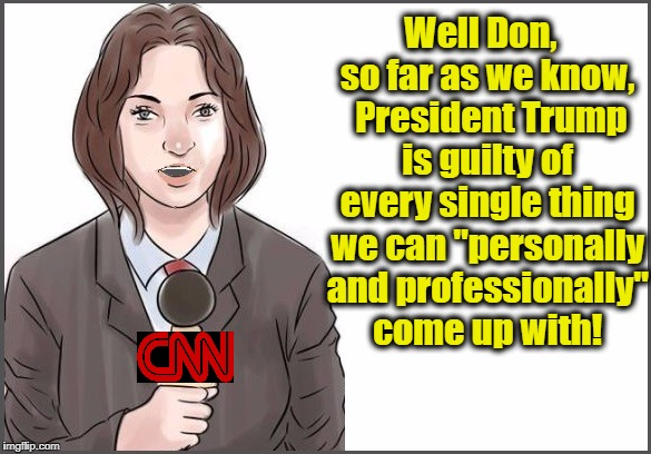 "I wonder what they'll ""COME UP WITH"" today!  lol 