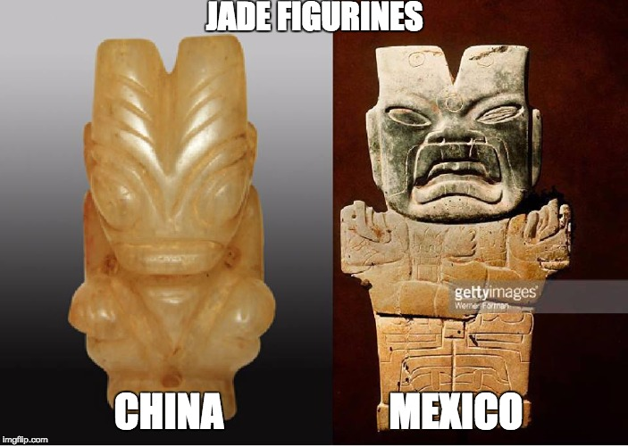 JADE FIGURINES CHINA                     MEXICO | image tagged in meme | made w/ Imgflip meme maker