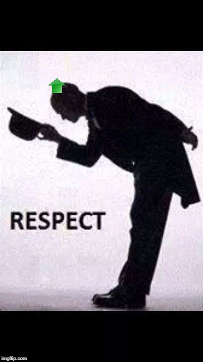 tip hat respect | image tagged in tip hat respect | made w/ Imgflip meme maker