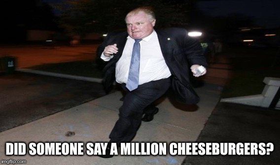 DID SOMEONE SAY A MILLION CHEESEBURGERS? | made w/ Imgflip meme maker