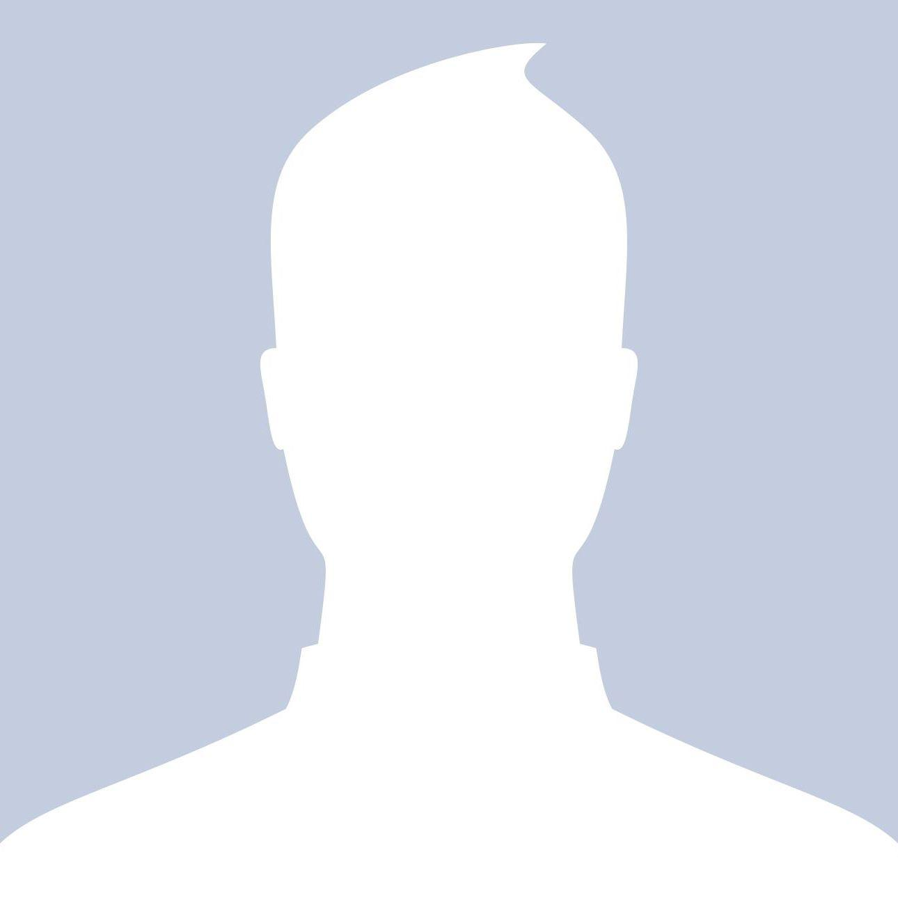 facebook profile picture Blank Template - Imgflip