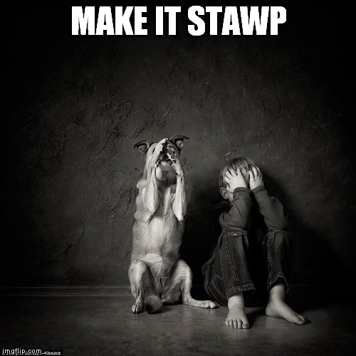 MAKE IT STAWP | made w/ Imgflip meme maker