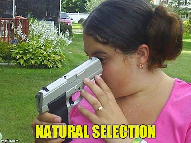 NATURAL SELECTION | made w/ Imgflip meme maker