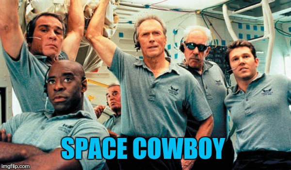 SPACE COWBOY | made w/ Imgflip meme maker