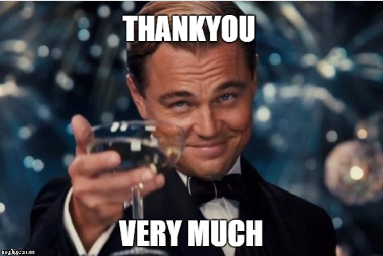 Nearly hit 10.000 points | TT FF | image tagged in memes,thankyou,leonardo dicaprio cheers | made w/ Imgflip meme maker