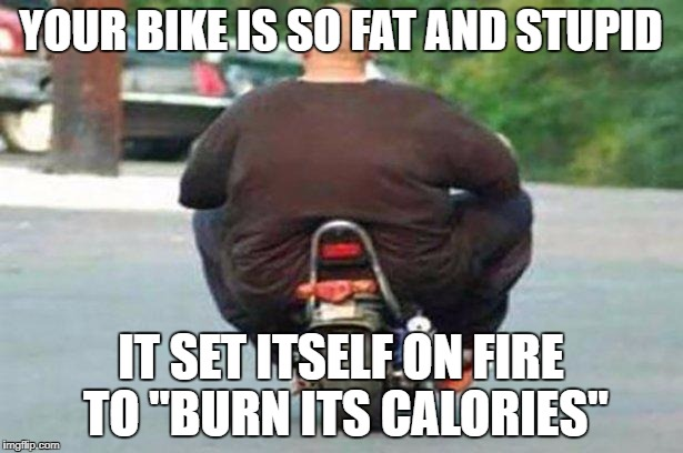 """Your bike is"" week - a Chopsticks36 event 17 July-24 July 