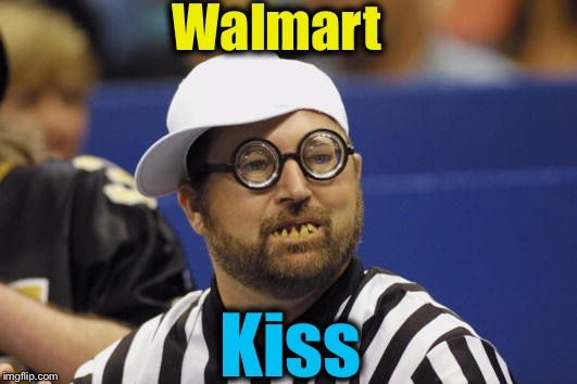 Walmart Kiss | made w/ Imgflip meme maker