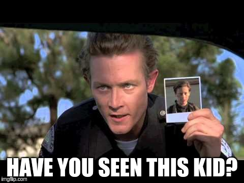 HAVE YOU SEEN THIS KID? | made w/ Imgflip meme maker