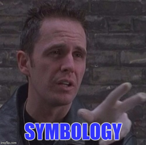 SYMBOLOGY | made w/ Imgflip meme maker