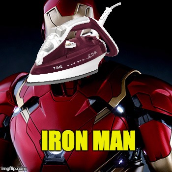 IRON MAN | made w/ Imgflip meme maker