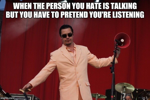 Mike Patton Memes Imgflip