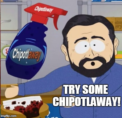 TRY SOME CHIPOTLAWAY! | made w/ Imgflip meme maker